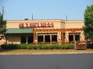 Jim 'N Nick's BBQ- Riverchase, AL